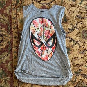 Marvel Women's Tank Top Size XS